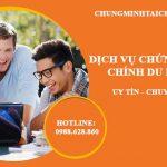 Dịch vụ chứng minh tài chính du học Đức