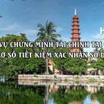 Dịch vụ chứng minh tài chính tại Hà Nội